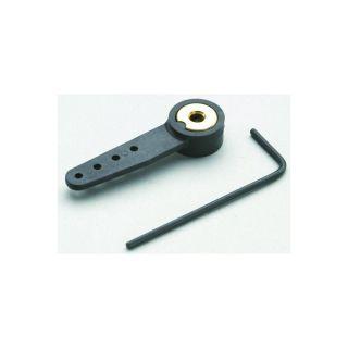 Páka řízení 33mm jednostranná s nábojem pr. 4mm