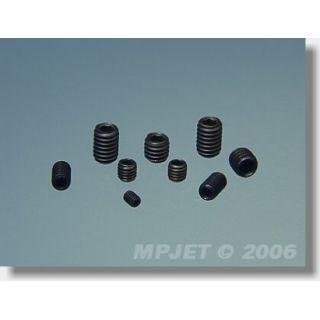 0452 Stavěcí šroub imbus M3x5 4 ks