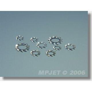 0710 Vějířová podložka 2,2mm 20ks