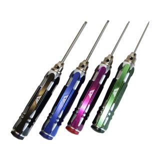 Sada imbus šroubováků s kuličkou 1.5/2.0/2.5/3.0mm