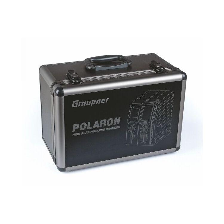 Alu-kufr pro POLARON nabíječe