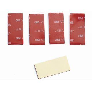 Obojstranná lepiaca páska pre GR-16 a 18 prijímača, 5ks.