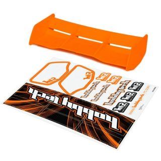 Oranžové plastové HIGH DOWN FORCE křídlo