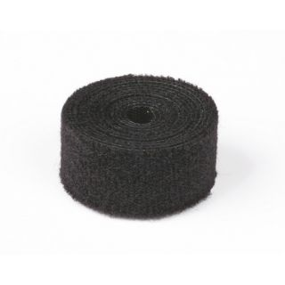 Suchý zips obojstranný 1000mm, čierny