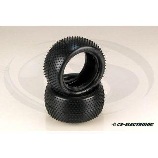 Schumacher 1/10 MINI PIN - zmes žltá / yellow - zadné (2 a 4wd)