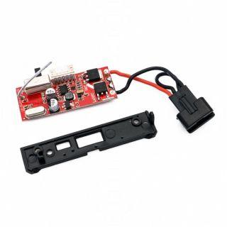 RX12 přijímač 2,4GHz + regulace jednotka