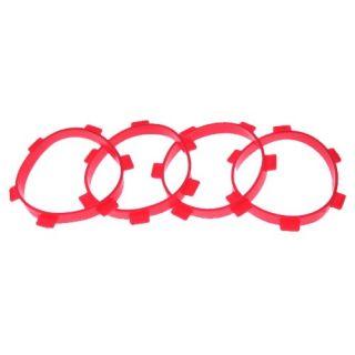 Ultimate Racing montážne krúžky pre 1/8 Buggy gumy (4ks.)