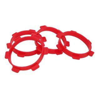 Ultimate Racing montážne krúžky pre 1/10 Buggy gumy (4ks.)