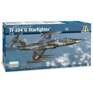 Model Kit letadlo 2509 - TF-104 G Starfighter (1:32)