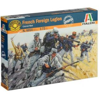 Model Kit figurky 6054 - French Foreign Legion (1:72)