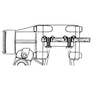 Zapichovací matice M4 (10 ks.)
