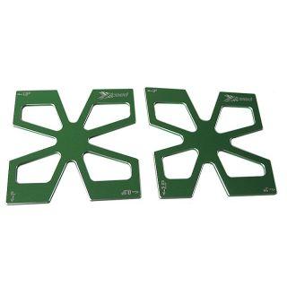 Xceed mierka geometria 0,5 až 3,0 ° OFF ROAD