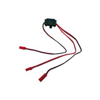 Vypínač s nabíjecí zdířkou/kabelem - BEC