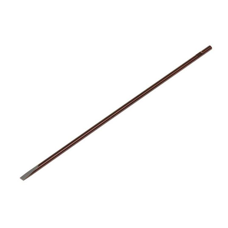 Náhradní hrot - plochý šroubovák: 3.0 x 150mm