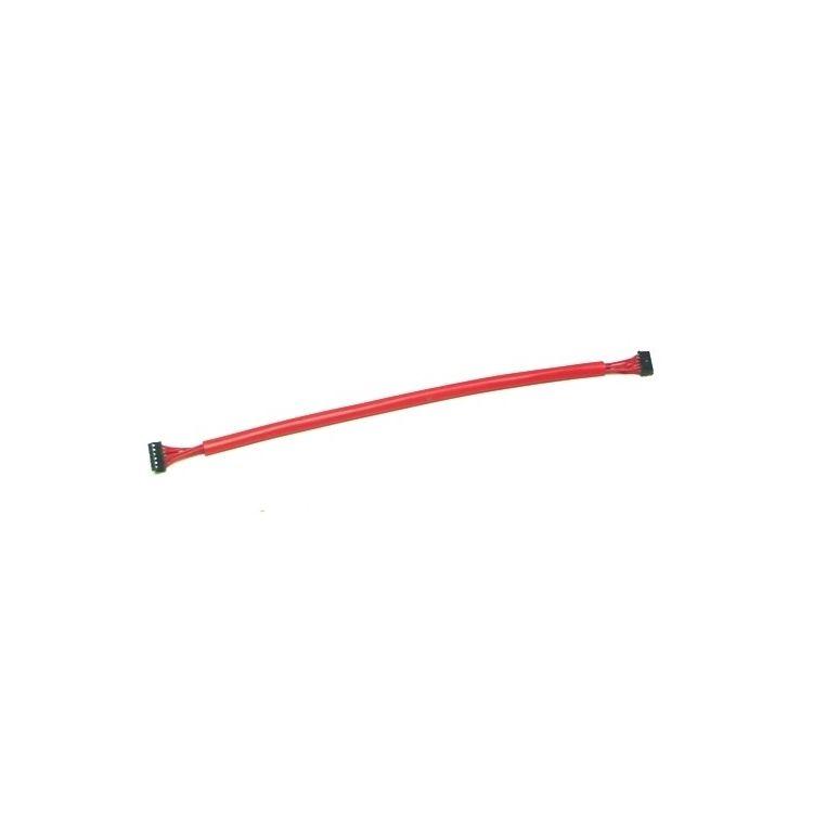 XCEED - senzorový kabel červený, HighFlex 180mm