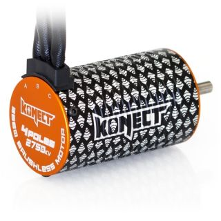 KONECT střídavý motor 3660 SL/2750 KV
