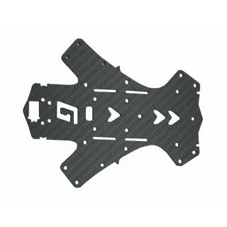 3D COPTER ALPHA 300Q - uhlíkové šasi