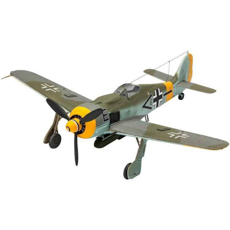 ModelSet letadlo 63898 - Focke Wulf Fw190 F-8 (1:72)