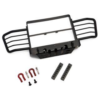 Kovový přední nárazník pro D90-D100-D130 TRX-4 - TYP A