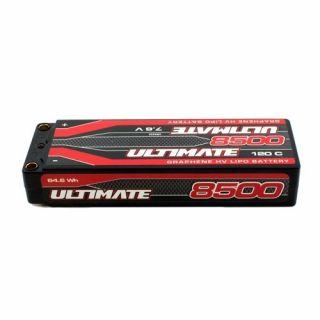 ULTIMATE GRAPHENE HV LiPo Hardcase 8500mAh 7.6V 120C G5