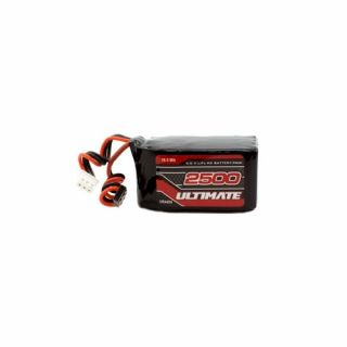 ULTIMATE 6.6V - 2500mAh LIFE kostka sada JR