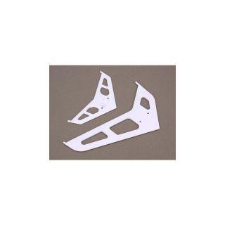 Blade 450: Horizontální stabilizátor bílý