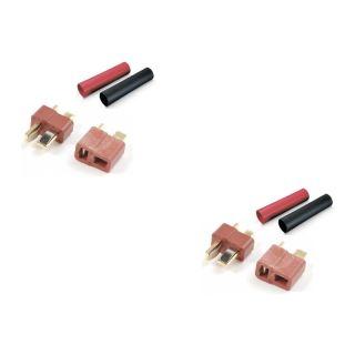 DEANS konektor samec + samice (2 páry)