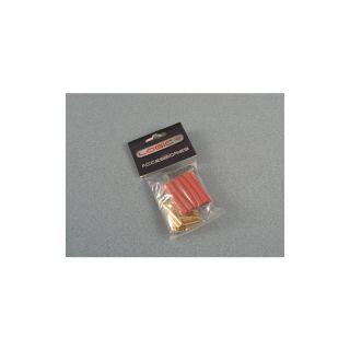 Konektor zlacený 2.0mm (50 párů)