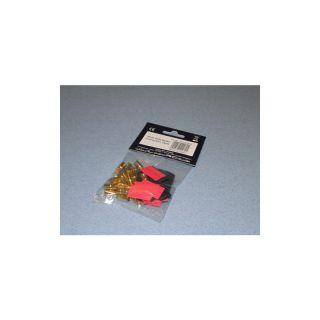 Konektor zlacený 6.0mm (10 párů)