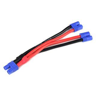 Kabel Y paralelní EC3 14AWG 12cm