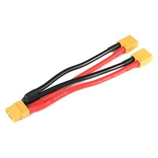 Paralelní Y-kabel XT-60 12AWG 12cm
