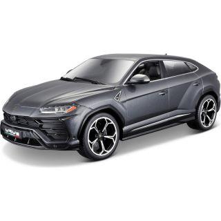 Bburago Plus Lamborghini Urus 1:18 šedá metalíza