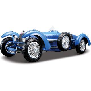 Bburago Bugatti Type 59 1934 1:18 modrá
