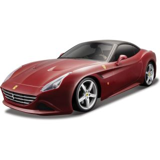 Bburago Ferrari California T 1:18 (zat.) červená