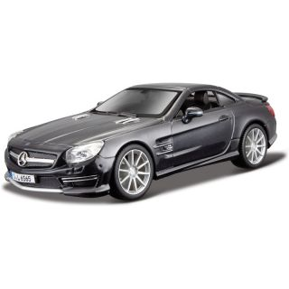 Bburago Plus Mercedes-Benz SL 65 AMG 1:24 černá