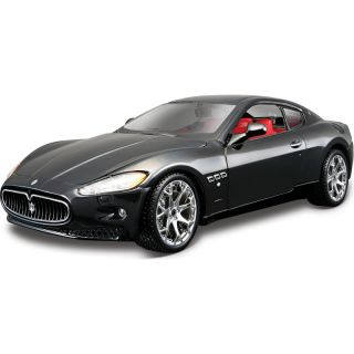 Bburago Maserati GranTurismo 2008 1:24 černá