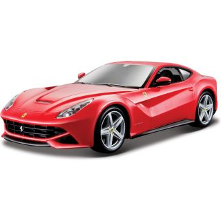 Bburago Ferrari F12 Berlinetta 1:24 červená