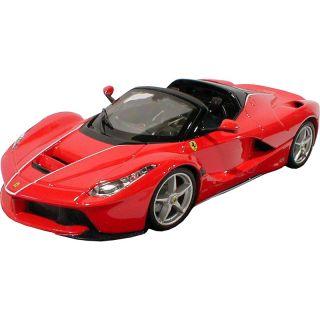Bburago Ferrari LaFerrari Aperta 1:24 červená