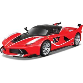 Bburago Ferrari FXX K 1:24 červená