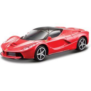Bburago Ferrari LaFerrari 1:43 červená