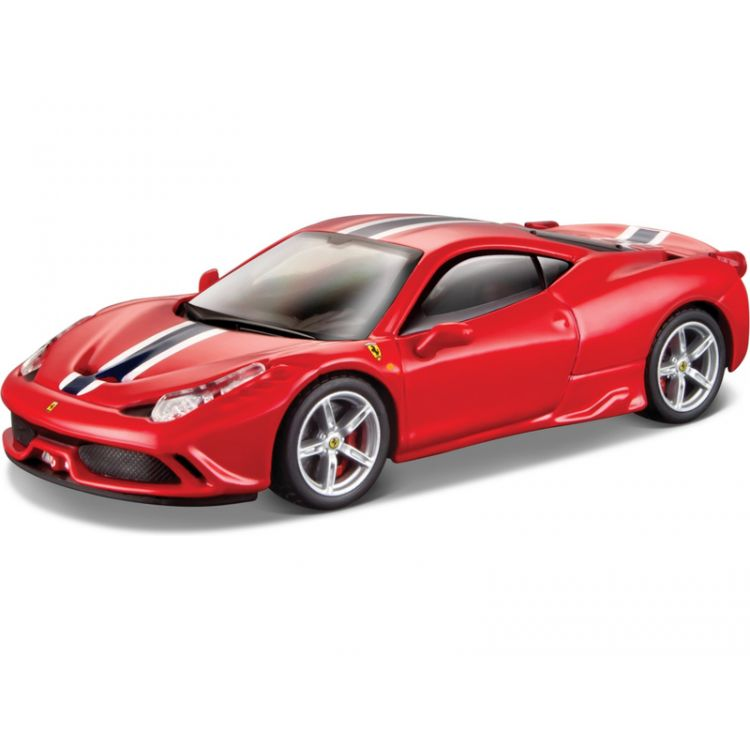 Bburago Signature Ferrari 458 Speciale 1:43 červená