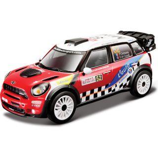 Bburago Mini John Cooper Works WRC 2012 1:32 Pierre Campana
