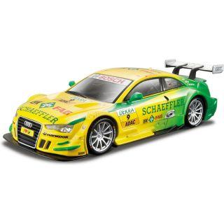 Bburago Audi A5 DTM 1:32 NO9 Mike Rockenfeller