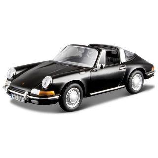 Bburago Porsche 911 1967 1:32 černá