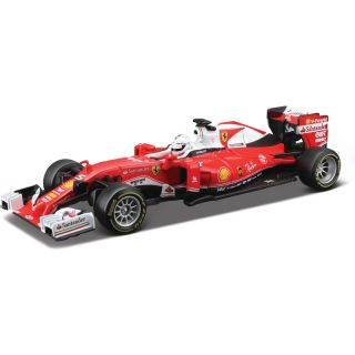 Bburago Ferrari SF16-H 1:32 Vettel