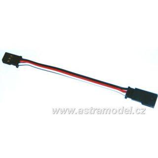Kabel prodlužovací Futaba HD 100mm