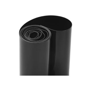 Smršťovací fólie 46mm černá (1m)