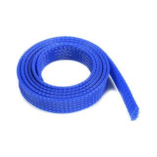 Ochranný kabelový oplet 14mm modrý (1m)