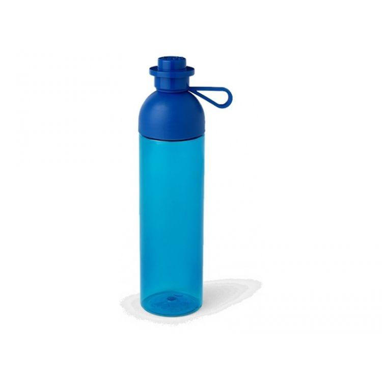 LEGO láhev na pití 0.74L modrá