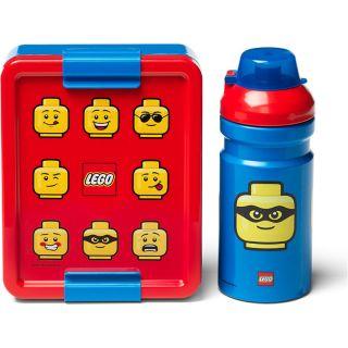 LEGO ICONIC Classic svačinový set - modrý